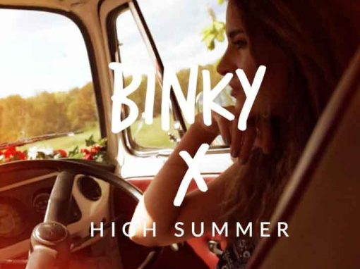 In The Style Binky High Summer