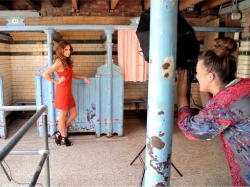 Behind the Scenes: In The Style: Binky