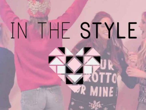 In The Style at The Clothes Show Live 2015