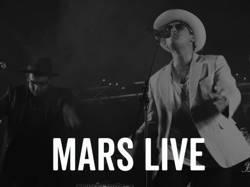 The Great Pretenders – MARS Live – A Tribute to Bruno Mars