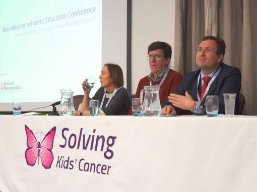 Solving Kids' Cancer – Annual Conference 2016