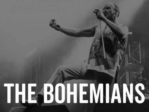 The Great Pretenders – The Bohemians